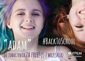 Outfilm angażuje się w akcję #backtoschool i z okazji 1 września prezentuje darmowy film!