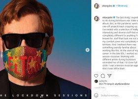 Nowa płyta Eltona Johna, a w niej same gwiazdy - Lil Nas X, Dua Lipa, Nicki Minaj i... kto jeszcze?