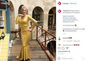 Polska drag queen Papina McQueen jako prowadząca nowej edycji Fort Boyard