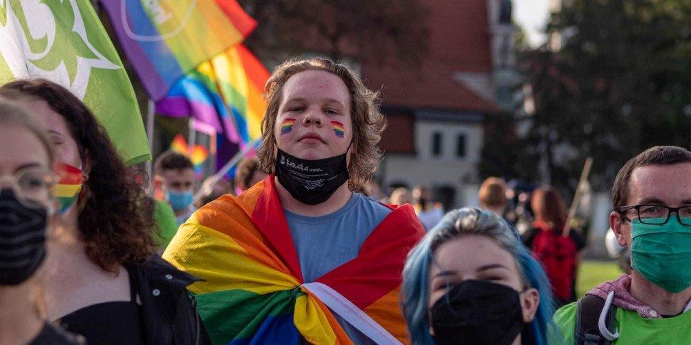 Franek Broda, siostrzeniec premiera: w przeszłości dałem się przekonać, że LGBT to sekta i najgorsze zło