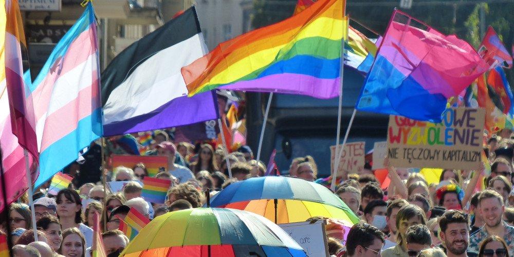 Marsz Równości przeszedł przez Katowice! Kolejne imprezy już w ten weekend w Szczecinie i Bielsku-Białej