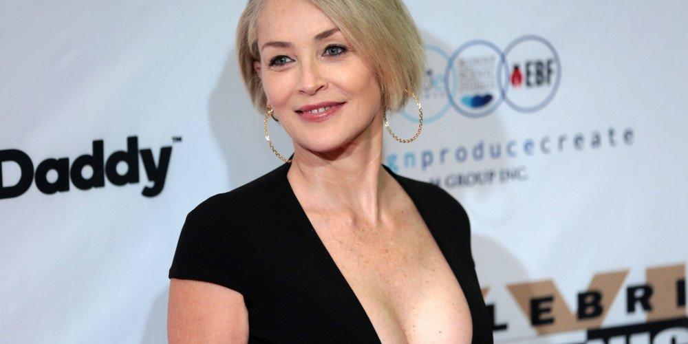 Sharon Stone wspiera polską społeczność LGBTQ+... zrobią to również prace Andy'ego Warhola