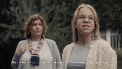 """Drugi spot akcji Wolna Szkoła znowu uderza w Czarnka - """"Ideologia LGBT wyrasta z neomarksizmu"""""""