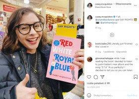 Red, White & Royal Blue: wasza ulubiona książka doczeka się ekranizacji!
