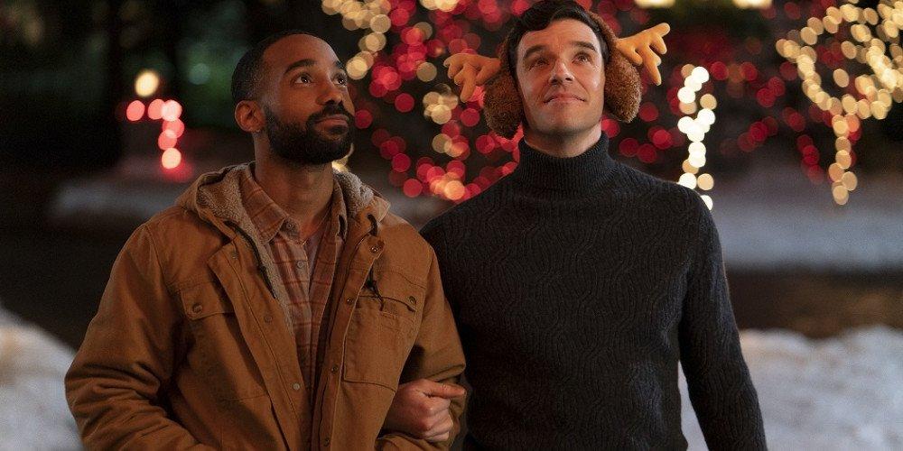 To będzie najbardziej gejowska świąteczna rzecz od czasów Mariah Carey! Bożonarodzeniowy rom-com nadchodzi