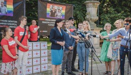 """Sąd Najwyższy nie ma żadnych uwag do projektu Kai Godek """"Stop LGBT"""""""