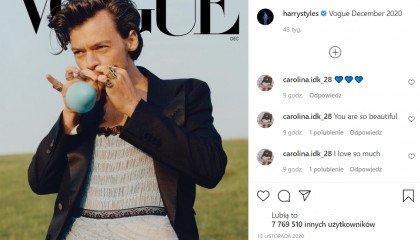Billy Porter krytykuje słynną okładkę z Harrym Stylesem w sukience: Po prostu jest biały i hetero