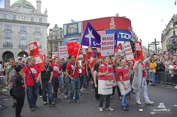 London Pride 2008 - zdjęcie: 1/54