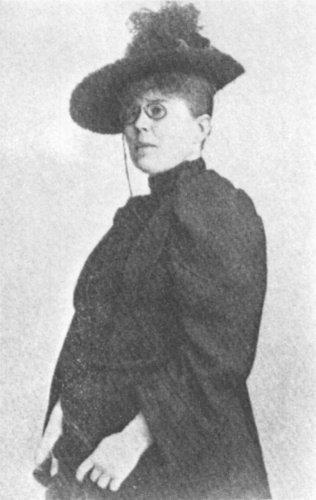 Maria Konopnicka w 1902 roku