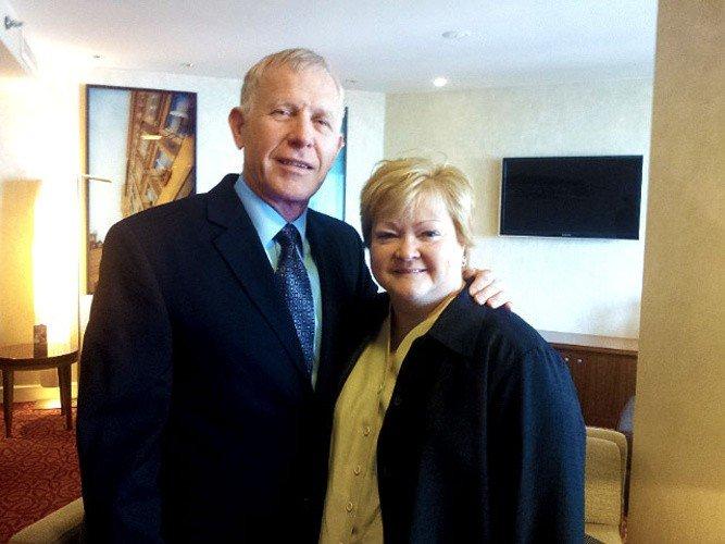 Dennis i Judy Shepardowie (Fot. E. Tomaszewicz)