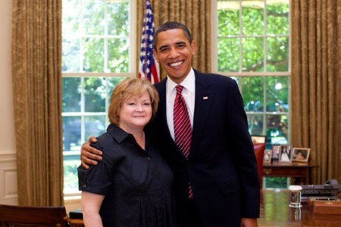Judy Shepard została przyjęta przez Baracka Obamę