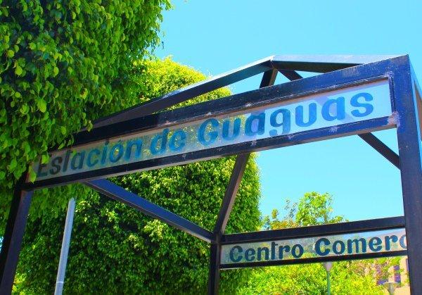 Dworzec autobusowy Estacion De Guaguas