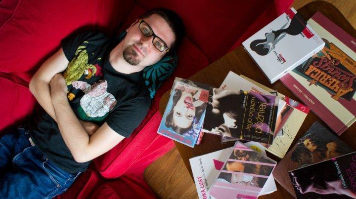 Antoni Ruszkowski, pomysłodawca pierwszego w Polsce queerowego seks shopu, Kinky Winky