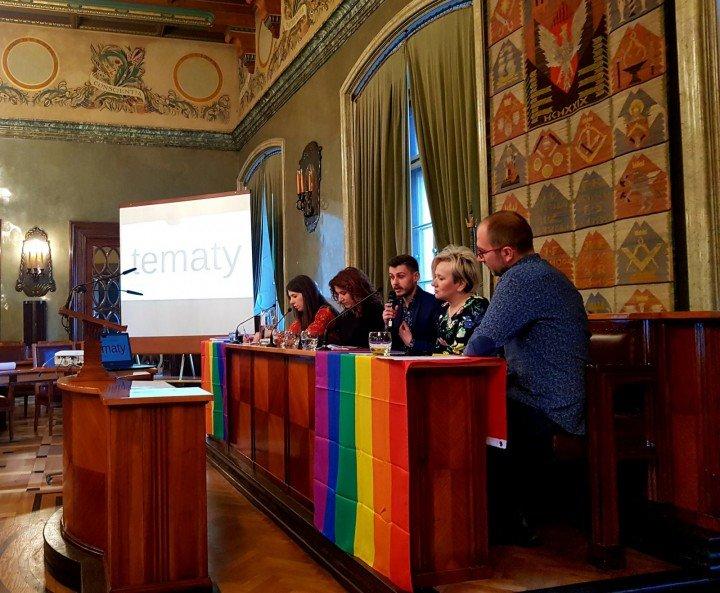 Panel z krakowskimi urzędniczkami i radnymi