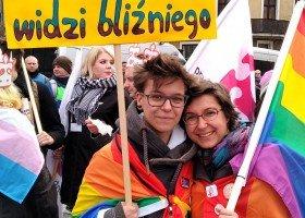 Marsz Równości w Gnieźnie
