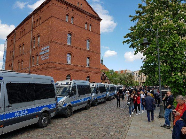 I Marsz Równości w Bydgoszczy - zdjęcie: 5/47