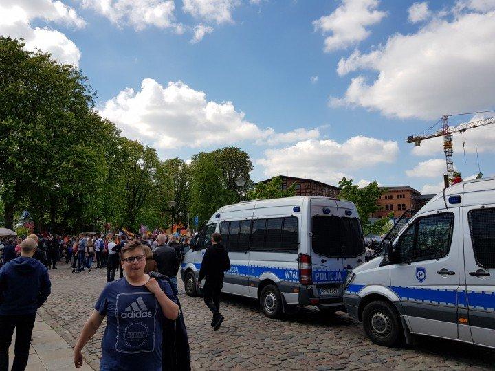 I Marsz Równości w Bydgoszczy - zdjęcie: 7/47