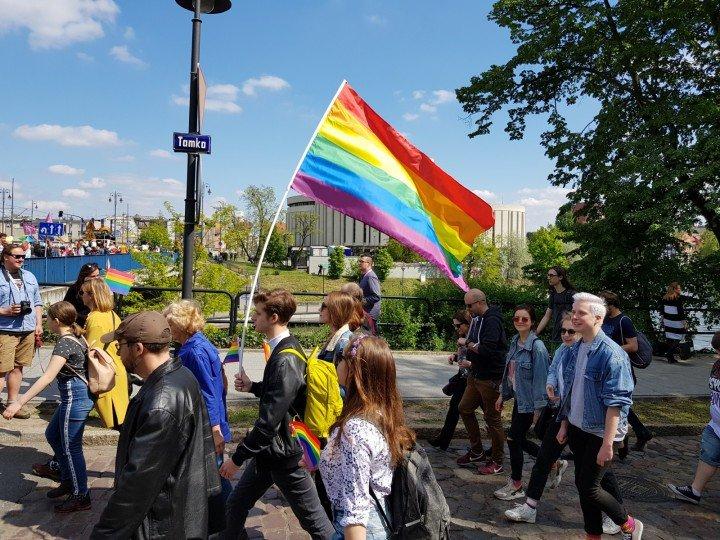 I Marsz Równości w Bydgoszczy - zdjęcie: 3/47