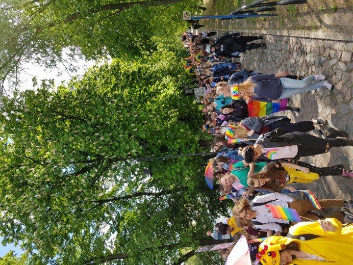 I Marsz Równości w Bydgoszczy - zdjęcie: 6/47