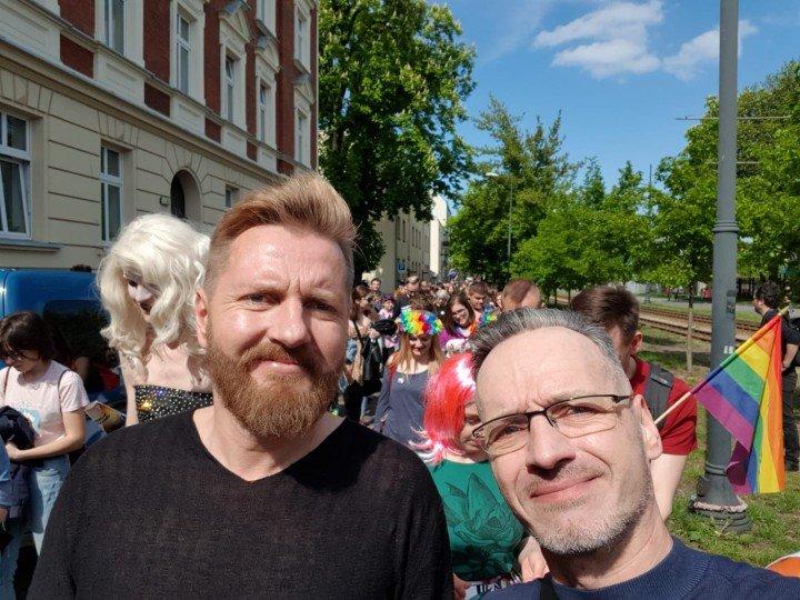 I Marsz Równości w Bydgoszczy - zdjęcie: 4/47