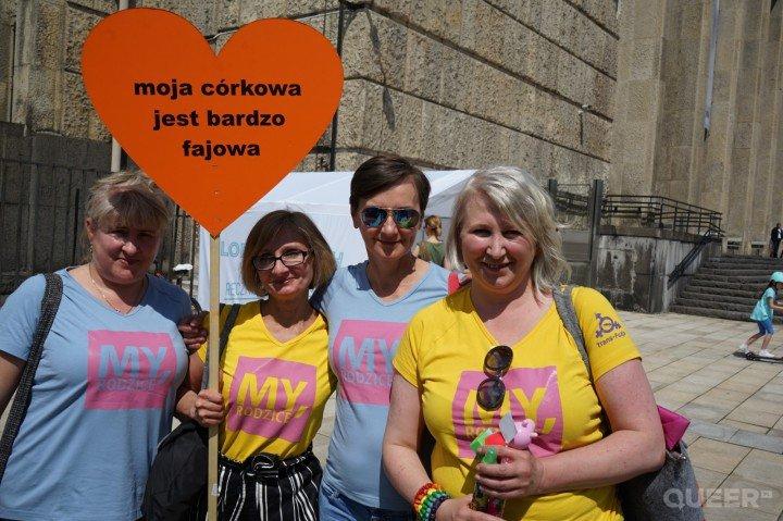 Marsz Równości w Krakowie - zdjęcie: 6/167