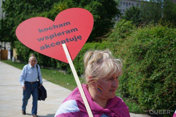 Marsz Równości w Krakowie - zdjęcie: 9/167