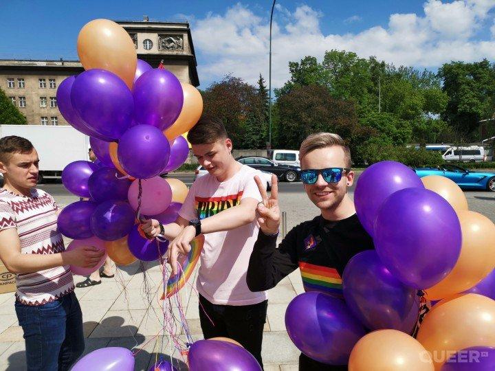 Marsz Równości w Krakowie - zdjęcie: 10/167