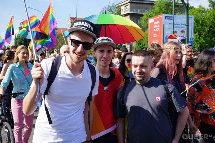 Marsz Równości w Krakowie - zdjęcie: 5/167
