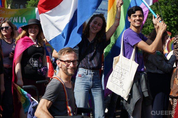 Marsz Równości w Krakowie - zdjęcie: 3/167