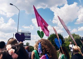 Marsz Równości w Zielonej Górze, 2019