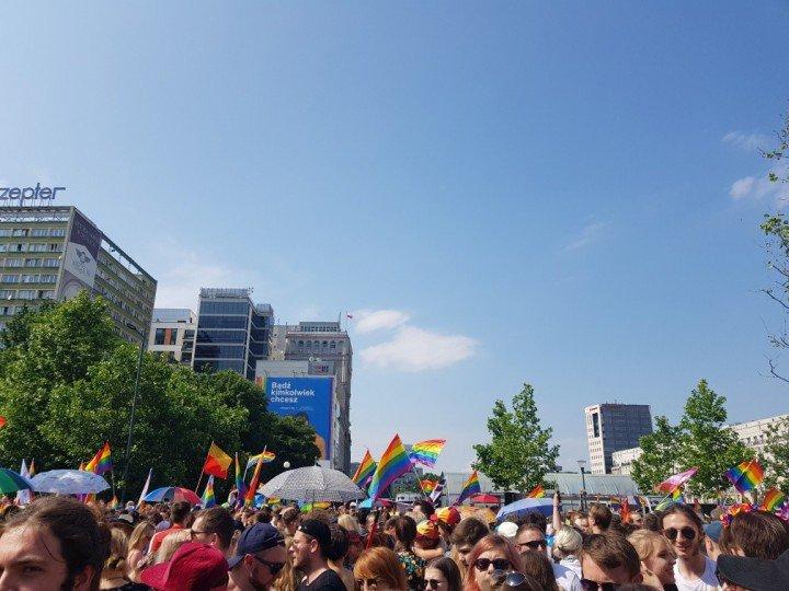 Parada Równości 2019 - zdjęcie: 9/17