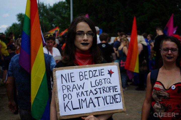 II Marsz Równości w Rzeszowie - zdjęcie: 8/75
