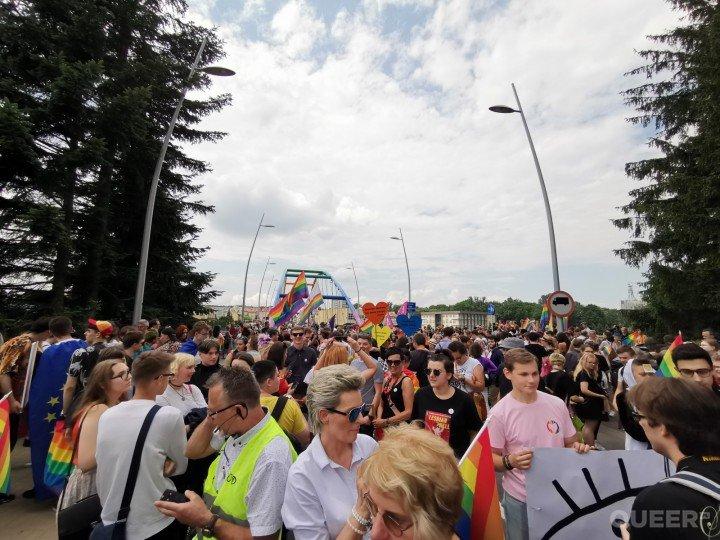II Marsz Równości w Rzeszowie - zdjęcie: 10/75