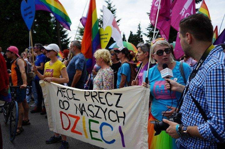 II Marsz Równości w Rzeszowie - zdjęcie: 2/75