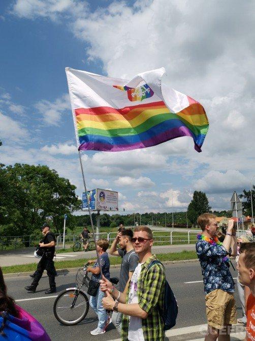 II Marsz Równości w Rzeszowie - zdjęcie: 4/75