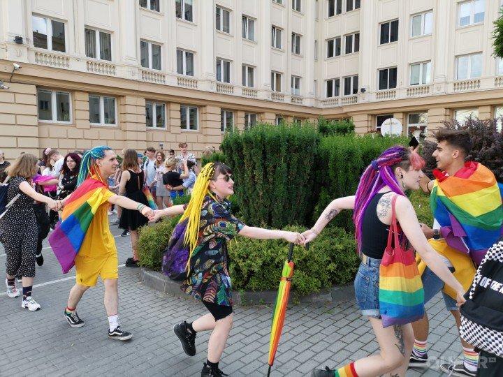 II Marsz Równości w Rzeszowie - zdjęcie: 5/75