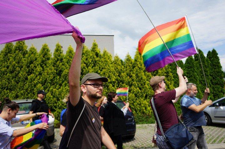 II Marsz Równości w Rzeszowie - zdjęcie: 3/75