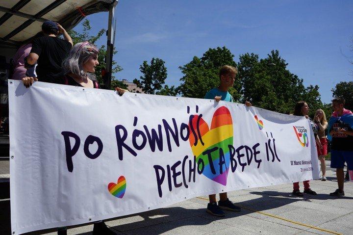 Marsz Równości w Opolu 2019 - zdjęcie: 1/143