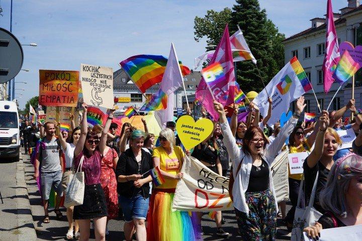 Marsz Równości w Opolu 2019 - zdjęcie: 4/143