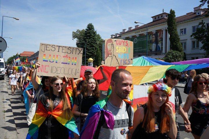 Marsz Równości w Opolu 2019 - zdjęcie: 6/143