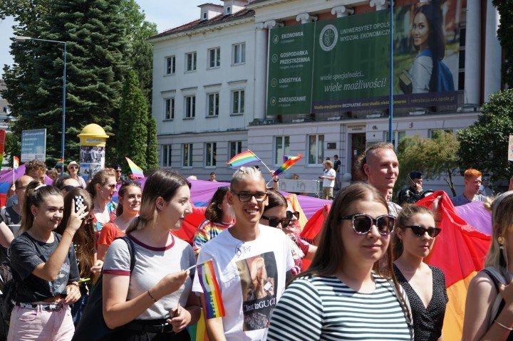 Marsz Równości w Opolu 2019 - zdjęcie: 7/143