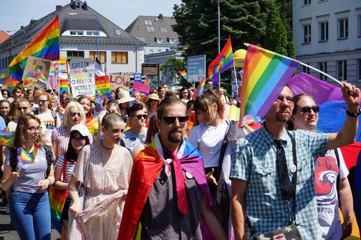 Marsz Równości w Opolu 2019 - zdjęcie: 8/143