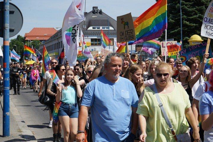 Marsz Równości w Opolu 2019 - zdjęcie: 9/143