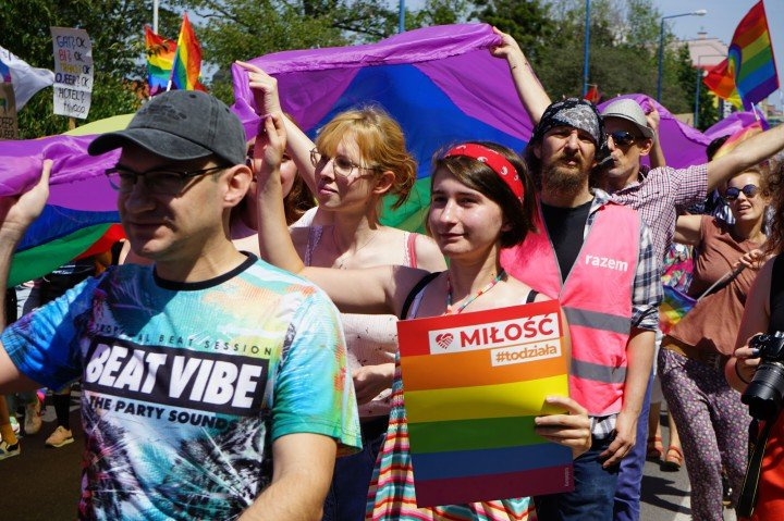 Marsz Równości w Opolu 2019 - zdjęcie: 2/143