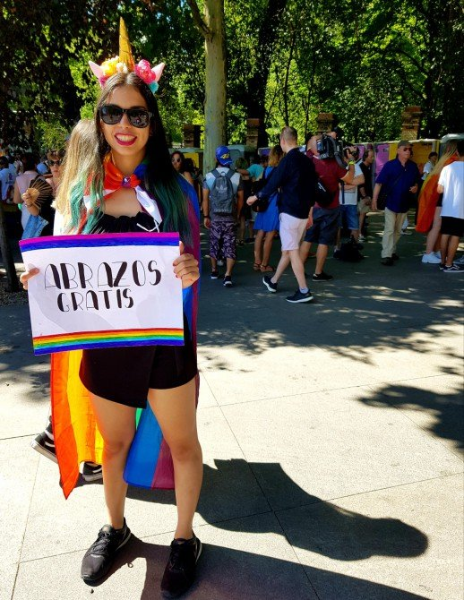 Madrid Pride 2019 - zdjęcie: 2/15
