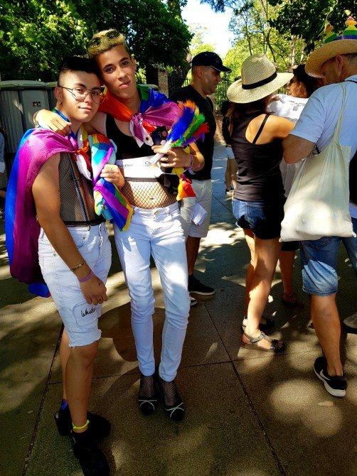 Madrid Pride 2019 - zdjęcie: 3/15