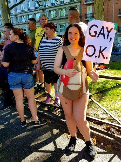 Madrid Pride 2019 - zdjęcie: 5/15