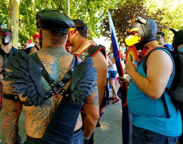 Madrid Pride 2019 - zdjęcie: 7/15