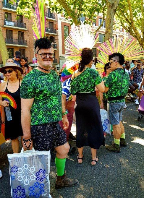 Madrid Pride 2019 - zdjęcie: 9/15