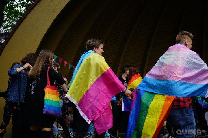 1. Marsz Równości w Kielcach - zdjęcie: 2/139